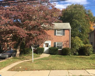 Springfield, Upper Darby Single Family Home ACTIVE: 41 Greenhill Road