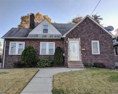Gloucester City Single Family Home ACTIVE: 816 Essex Street