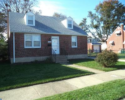 Philadelphia PA Single Family Home ACTIVE: $210,000
