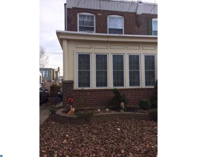Philadelphia Single Family Home ACTIVE: 7017 Erdrick Street