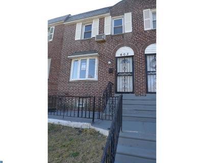 Camden Condo/Townhouse ACTIVE: 603 Raritan Street