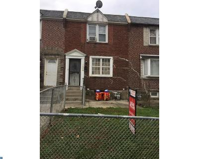 Springfield, Upper Darby Condo/Townhouse ACTIVE: 1368 Wycombe Avenue