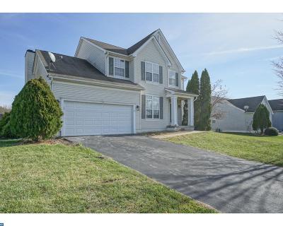 Burlington Township Single Family Home ACTIVE: 10 Quincy Manor Lane