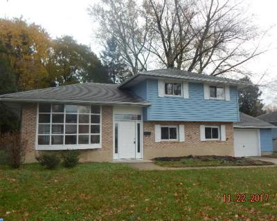 Gloucester Twp Single Family Home ACTIVE: 6 Stephen Drive
