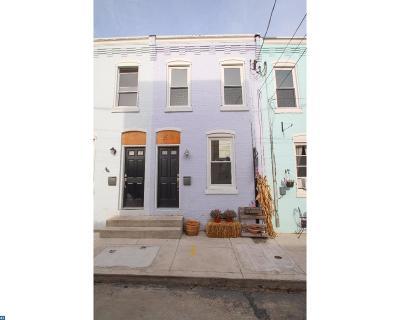 Philadelphia PA Condo/Townhouse ACTIVE: $239,000