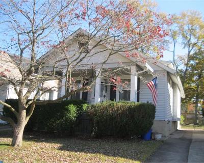 Oaklyn Single Family Home ACTIVE: 204 Landis Avenue