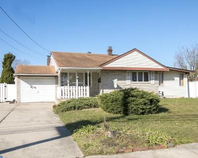 Bellmawr Single Family Home ACTIVE: 34 S Bell Road