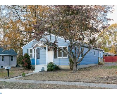 Clementon Single Family Home ACTIVE: 237 Ohio Avenue