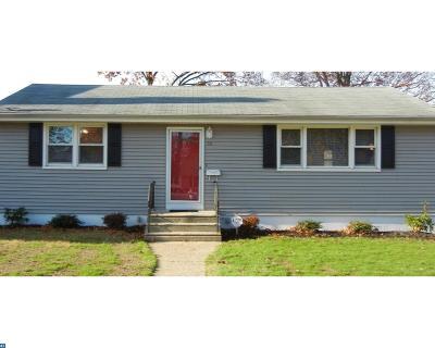 Bellmawr Single Family Home ACTIVE: 30 Braisington Avenue