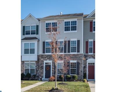 Glassboro Condo/Townhouse ACTIVE: 463 Wistar Place