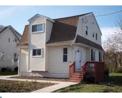 Voorhees Single Family Home ACTIVE: 1201 Poplar Avenue