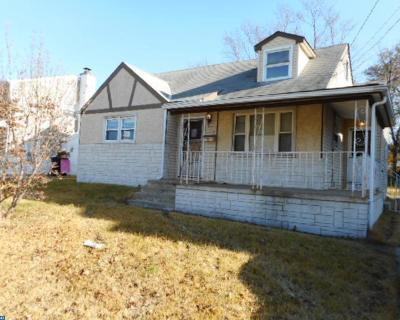 Gloucester Twp Single Family Home ACTIVE: 15 Digby Drive