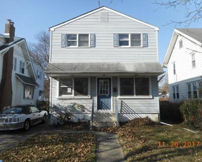 Merchantville Single Family Home ACTIVE: 216 Glenwood Avenue