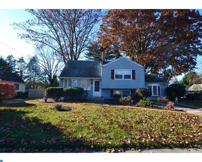 Voorhees Single Family Home ACTIVE: 122 Middlesex Avenue
