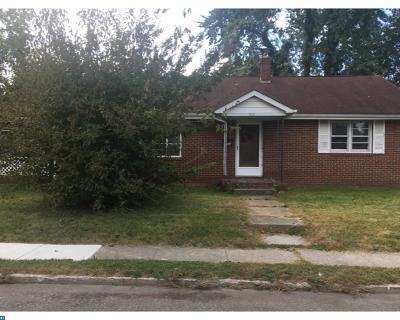 Glassboro Single Family Home ACTIVE: 302 Oakwood Avenue