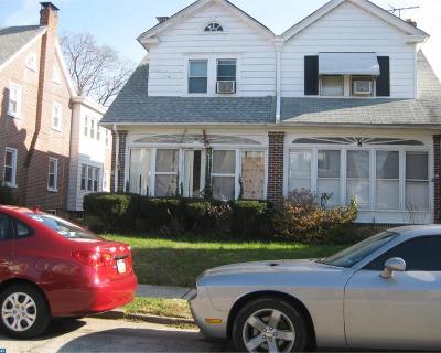 Chester Single Family Home ACTIVE: 25 W Elkinton Avenue