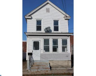 Paulsboro Single Family Home ACTIVE: 37 Capitol Street