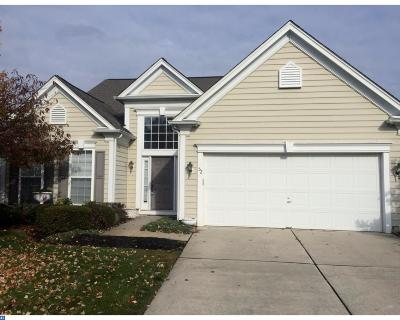Voorhees Single Family Home ACTIVE: 52 Festival Drive