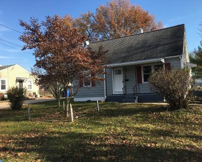 Bordentown Single Family Home ACTIVE: 28 Locust Road