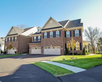 Doylestown PA Condo/Townhouse ACTIVE: $679,000