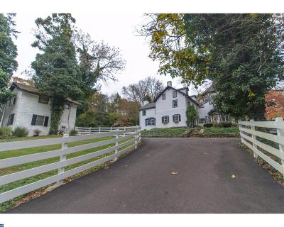 PA-Bucks County Single Family Home ACTIVE: 1300 Chinquapin Road