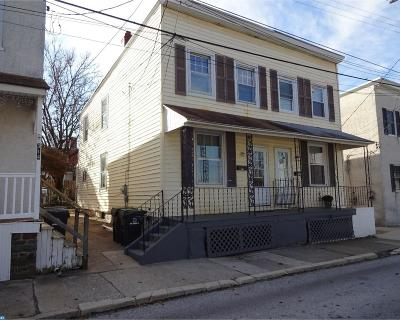 Phoenixville Single Family Home ACTIVE: 312 Milligan Street