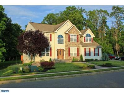 Burlington Township Single Family Home ACTIVE: 4 Hale Road