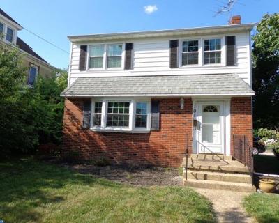 Glassboro Single Family Home ACTIVE: 101 Franklin Road