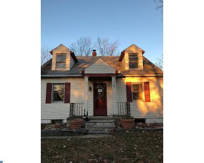 Burlington Township Single Family Home ACTIVE: 135 Columbus Jobstown Road