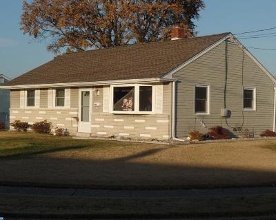 Bellmawr Single Family Home ACTIVE: 443 Flanders Road