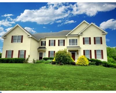 PA-Bucks County Single Family Home ACTIVE: 8 Foxhall Road