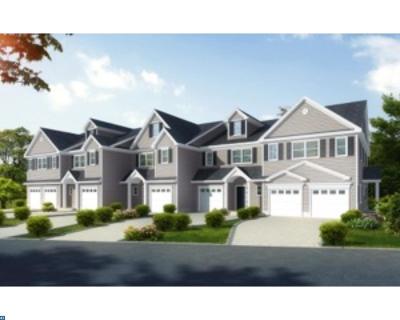 Burlington Township Condo/Townhouse ACTIVE: 1106 Neck Road #A