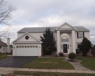 Burlington Township Single Family Home ACTIVE: 7 Brook Drive