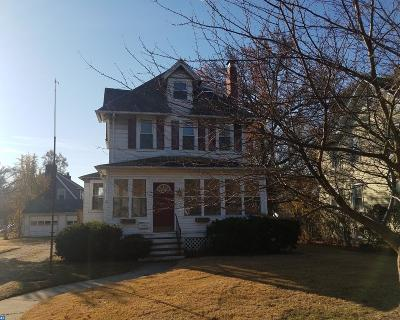 Merchantville Single Family Home ACTIVE: 116 Locust Street