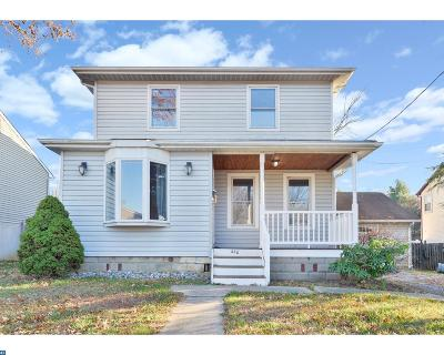 Bellmawr Single Family Home ACTIVE: 448 Roberts Avenue