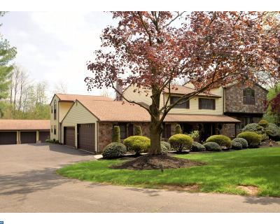 PA-Bucks County Single Family Home ACTIVE: 115 Tanyard Road