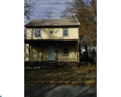 Paulsboro Single Family Home ACTIVE: 17 E Madison Street