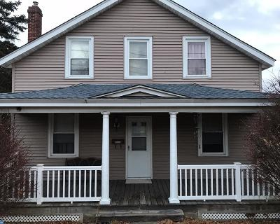 Burlington Township Single Family Home ACTIVE: 1606 Beverly Road