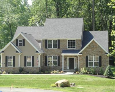 Elverson Single Family Home ACTIVE: 120 Ironstone Lane