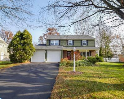 PA-Bucks County Single Family Home ACTIVE: 1454 Woodview Road