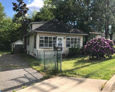 Somerdale Single Family Home ACTIVE: 721 E Evesham Avenue