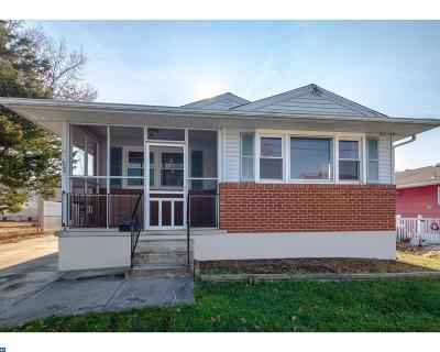 Bellmawr Single Family Home ACTIVE: 528 Lincoln Avenue