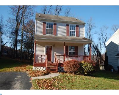 Coatesville Single Family Home ACTIVE: 28 Maple Avenue