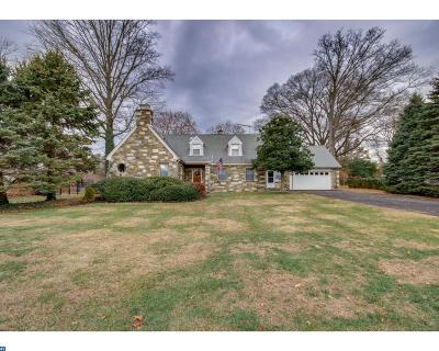 PA-Bucks County Single Family Home ACTIVE: 59 Homestead Drive