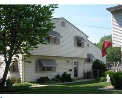 Bellmawr Single Family Home ACTIVE: 109 Kennedy Boulevard