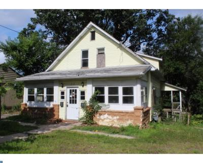 Pine Hill Single Family Home ACTIVE: 212 Erial Road