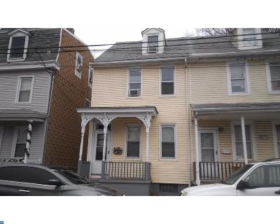 Burlington Single Family Home ACTIVE: 506 Linden Avenue