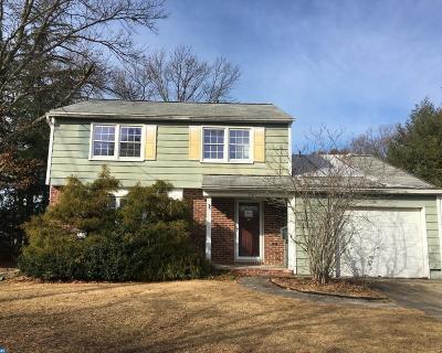 Glassboro Single Family Home ACTIVE: 207 Dubois Road