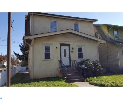 Woodlynne Single Family Home ACTIVE: 296 Linden Avenue