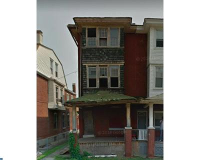 Chester Single Family Home ACTIVE: 321 W 7th Street